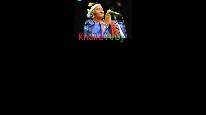 MALI Queen Of The Desert- Khaira Arby- Diaba [None Lyric]