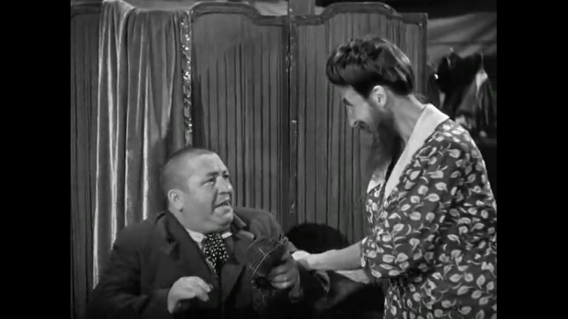 The Three Stooges - 071 - Three Little Twirps (1943) (Curly, Larry, Moe) [DaBaron] (15m35s)