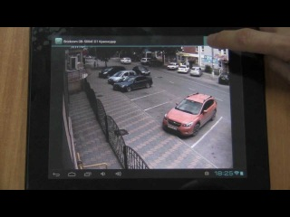 Видеонаблюдение через интернет ПО Линия для Android