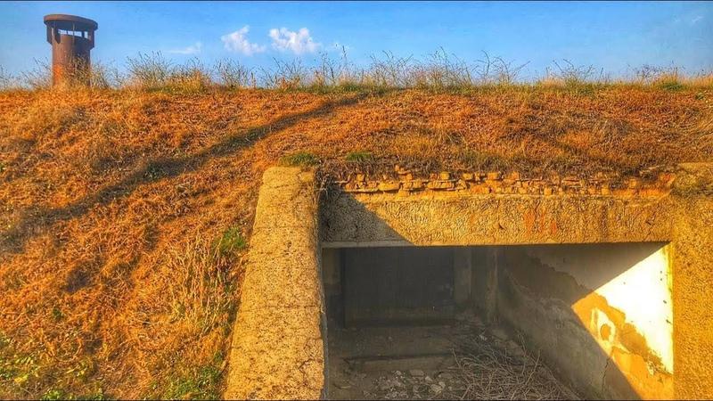 Мелитополь заброшенное бомбоубежище бункер моторного завода