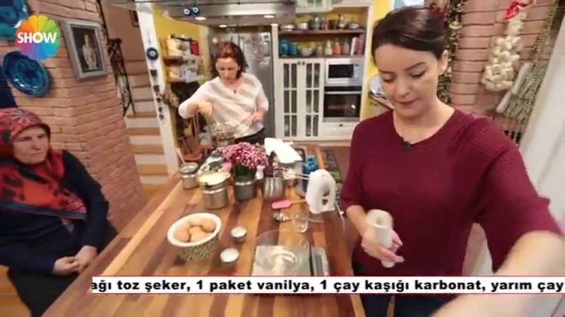 Nursel'in Mutfağı 198 Bölüm Çay Saati Menüsü