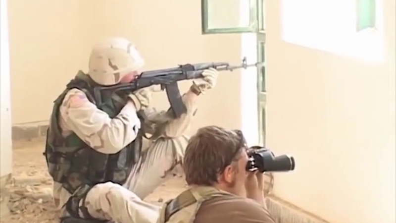 WATCH: Iraq War- Blackwater Private Contractors Fighting in Battle for Najaf