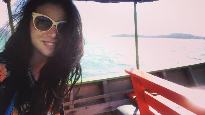 "ZLATA OGNEVICH on Instagram: ""Ще трохи, і я перетворюся на морського вовка...або в'ялену рибку 😁👉🏽 тайланд пхукет island barka thailand phuke..."