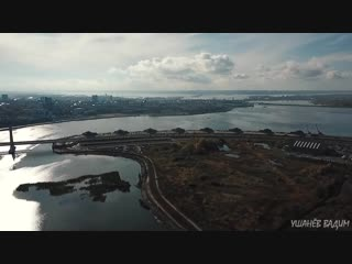 Казань. аэросъёмка с dji mavic pro\kazan. aerial photo with dji mavic pro