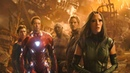 Мстители - Война Бесконечности в HD ВБ, Железный человек, Человек Паук, Халк, Ракета, Я есть грут, Танос, Камни бесконечности, Питер Квил,