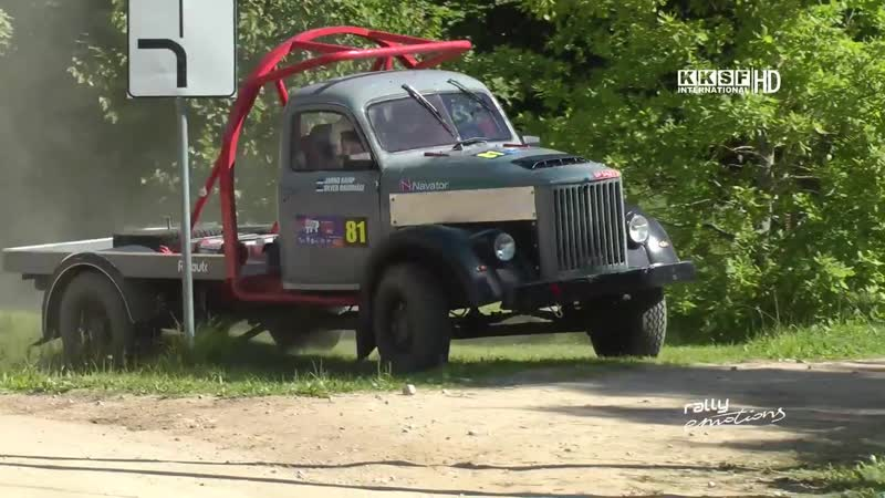 2:41 RR Estonia Tartu Rally 2017   Crash, Close calls, Mistakes, Max Attack, Action