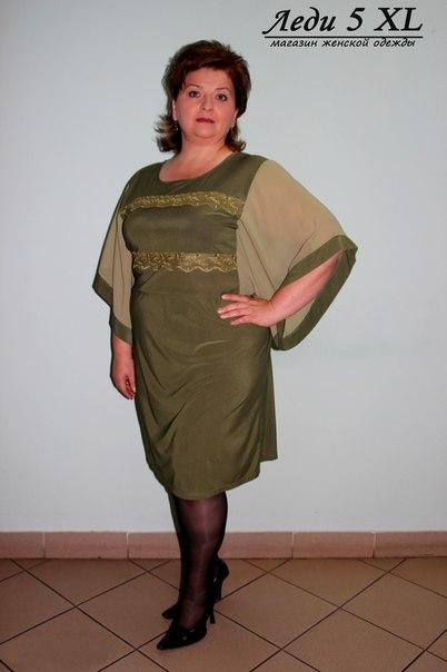Платья из льна для полных с выкройками