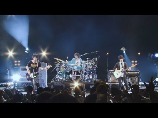 「Dizzy Trickster~桜のあと(all quartets lead to the?)」from UNISON SQUARE GARDEN TOUR 2018 MODE MOOD MODE