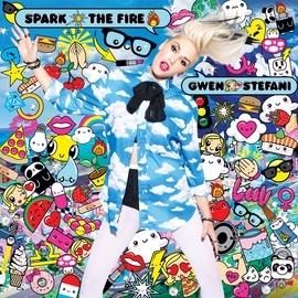 Gwen Stefani альбом Spark The Fire