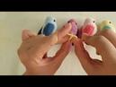 Yaseminkale minik kuş kanat yapılışı Renklihobim