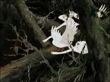 Мультфильм. Гуси лебеди