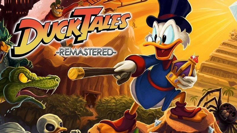 DuckTales Remastered (Гималаи) 5.- HD - 720P. PC - Версия.