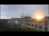 Кремлёвский канал врёт про обстрел Макеевки 2014 показывая аварию на Байконуре 2 июля 2013