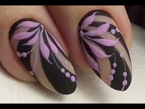 New 20 Nail Art Designs   The Best Nail Art Tutorials Compilation 272