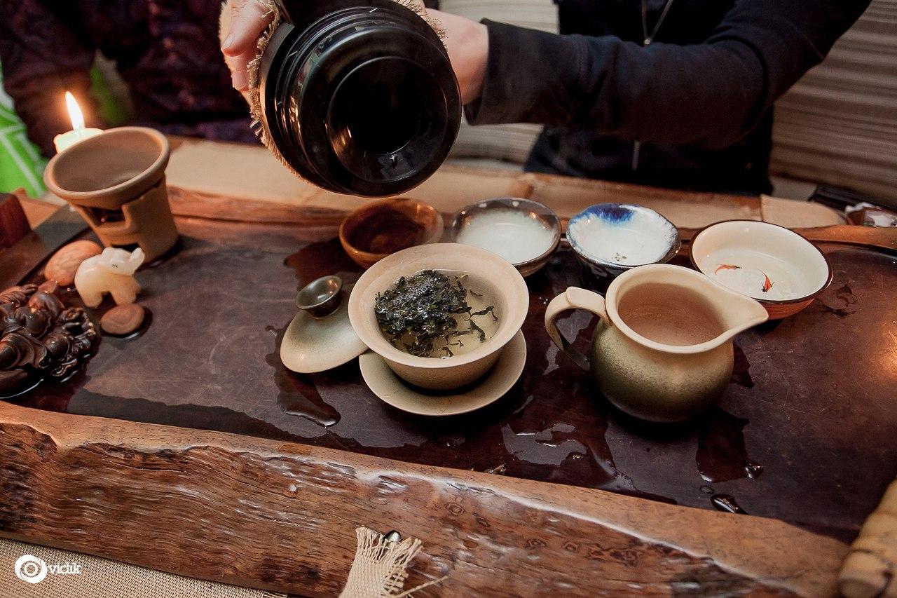 Китайский чай и мифы о нем Комнатный журналист