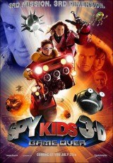 Spy Kids 3D: Game Over (2003) - Latino