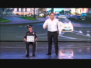 Еврей и грузин колоритная полиция Одессы Дизель Шоу