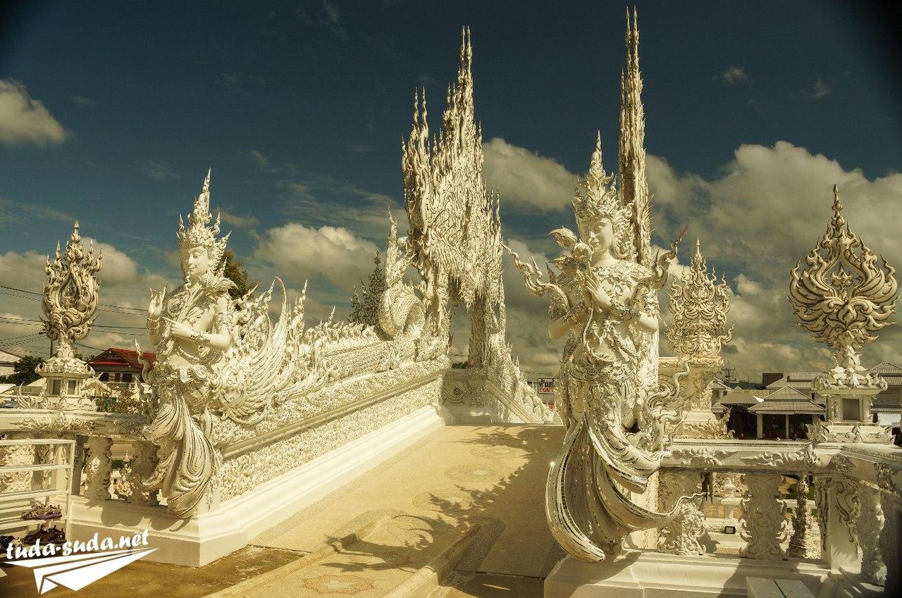 Wat Rong Khung фото