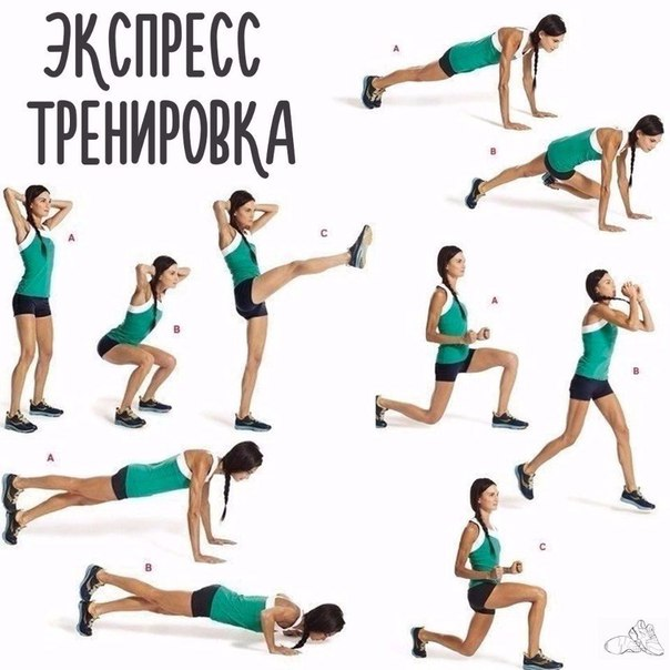 Упражнение Быстрое Похудения. Простые и эффективные упражнения для снижения веса в домашних условиях