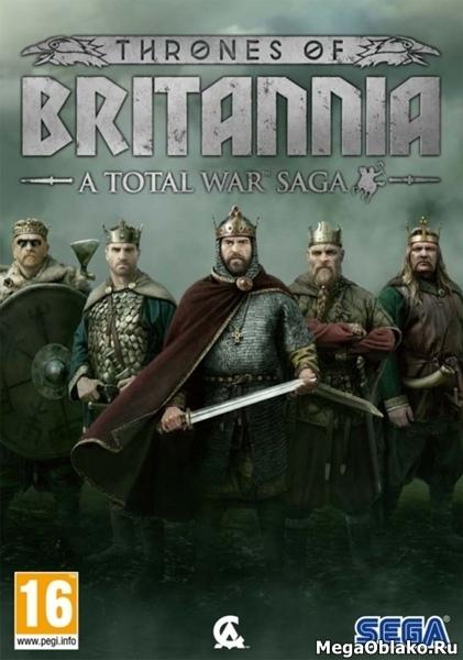 Total War Saga: Thrones of Britannia (2018/RUS/ENG/MULTi13)