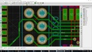 PCB routing (partial)