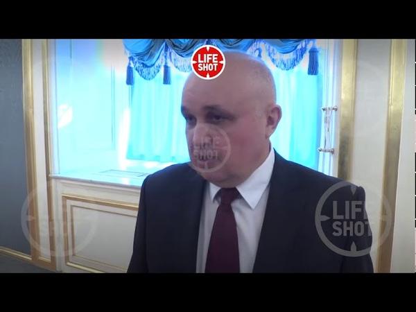 Цивилев сделал резкое заявление по главе МЧС области