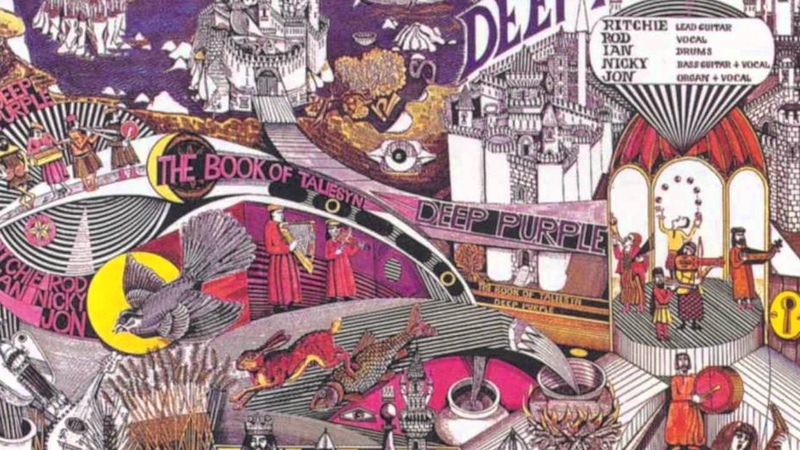 Deep Purple - It's All Over (BBC Top Gear Session)