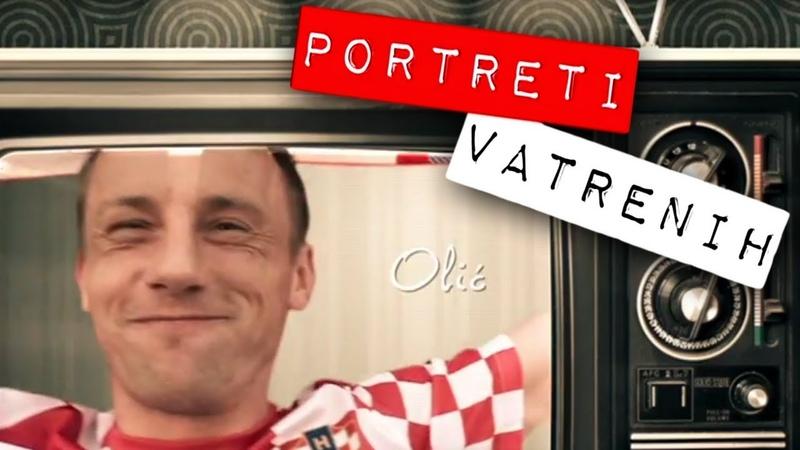Ivica Olić - portreti Vatrenih, Robert Knjaz