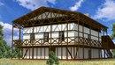 Строительство домов из природных материалов (глина, дерево, солома, саман, камыш, земля) с применением современных...