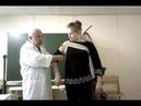 колосовидная на плечевой сустав