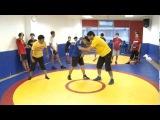 Олимпиада жүлдегері Ислам Байрамуков Жеке бапкер бағдарламасында