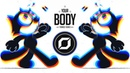 Cat Dealers Your body Prog Psytrance Remix ◉ GIF Video Clip 🍄 Remixes of Popular Songs 2018