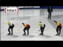 2014 Canadian Short Track Olympic Trials 500m(3) Men 500m(3) Ranking Charles Hamelin 1000pts François Hamelin 816pts Olivier Jean 666pts François-Louis Tremblay 543pts   Women 500m(3) Ranking Valérie Maltais 1000pts Marianne St. Gelais 816p
