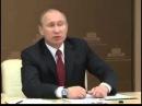 Кировский губернатор Белых разозлил Путина