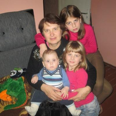 Ірина Маслова (Мархонь)