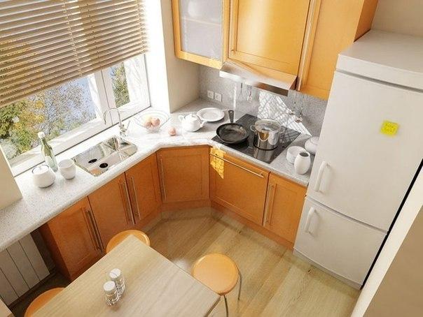 Решение угловой кухни