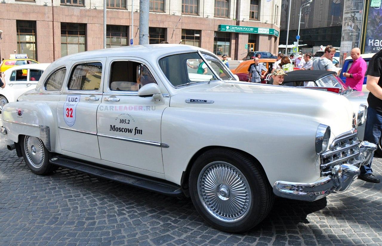 Chopard Rally 2013