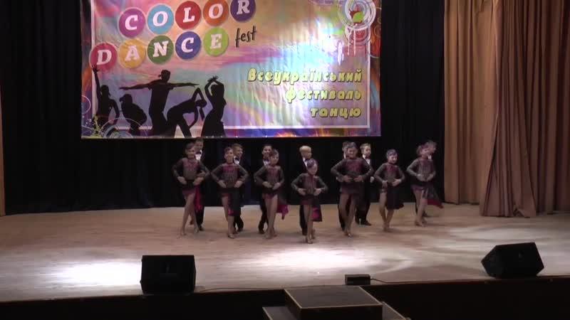 Народний художній колектив України ансамбль бального танцю Квіти Надії - Агенти 007