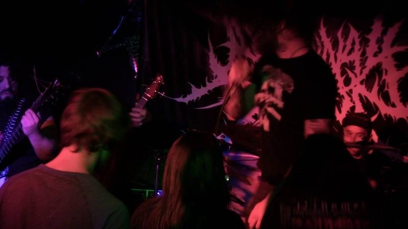 VAGINAL ADDICTION live @ Bar Le Transit, Terrebonne. 15/10/2016