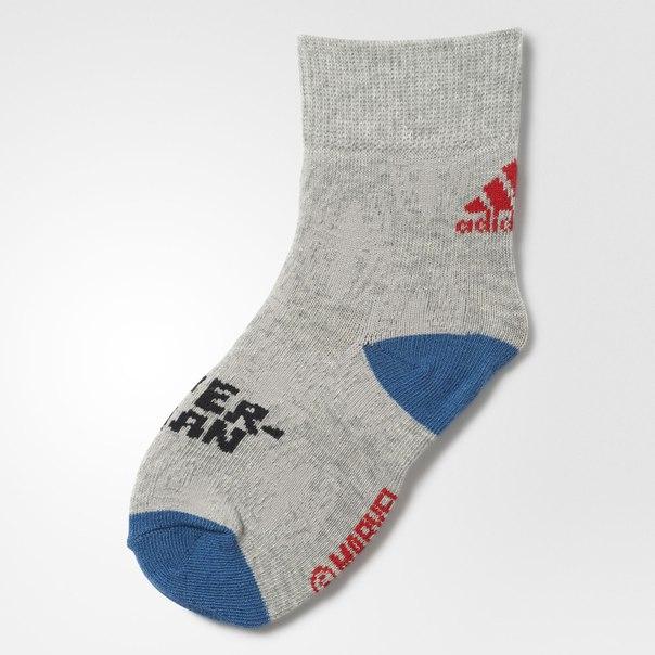 Три пары носков Spider-Man