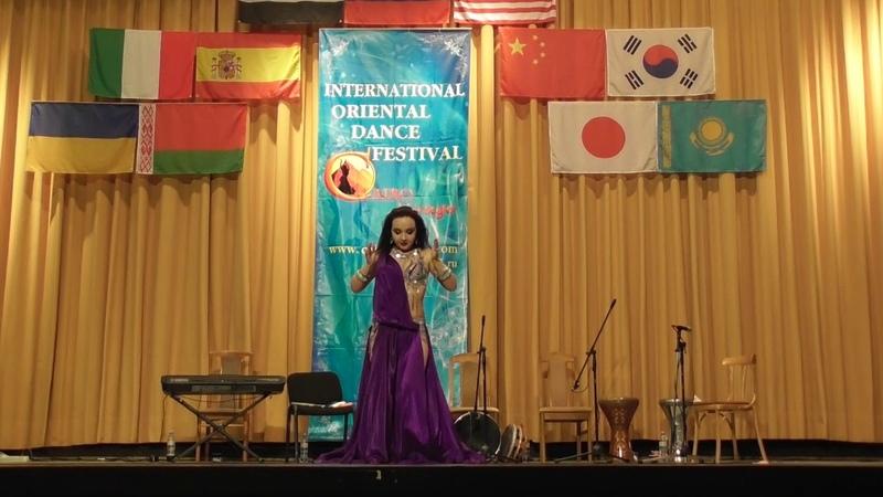 DIANA VASHKEVICH | CAIRO MIRAGE 2018 | Wahishni. Choreography by DIANA VASHKEVICH