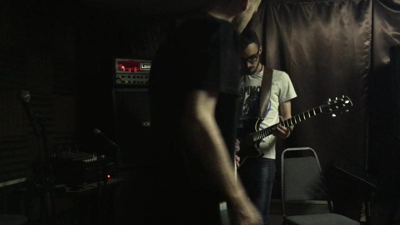 Ницхи – Snø (Check rehearsal 2018/06/10, IMG_0154)