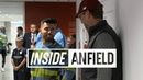 Inside Anfield Liverpool v Man City Featuring Oxlade Chamberlain a familiar face more