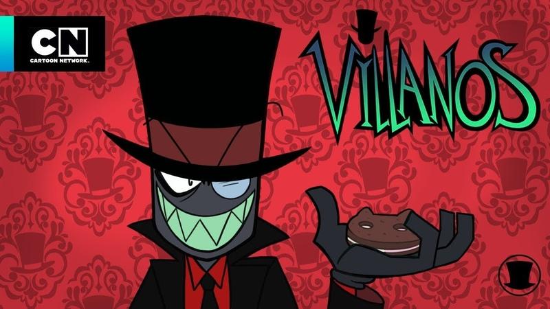 Videos de orientación para villanos Los casos perdidos de Ciudad Playa Villanos Cartoon Network