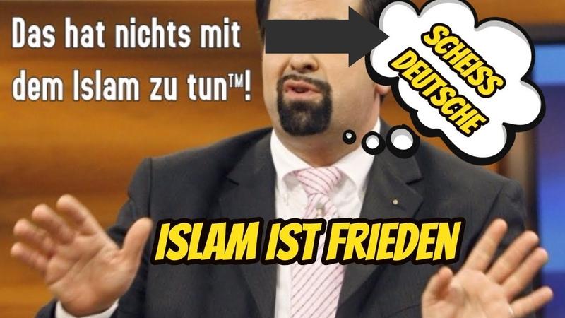 ...hat nix mit ISLAM zu tun! ISLAM ist FRIEDEN! Deutschlandweite Scharia!