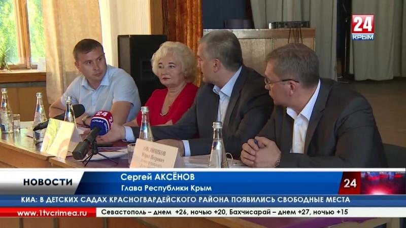 Место встречи изменить нельзя: Глава Крыма спустя два месяца вновь приехал на «Крымтроллейбус» для проверки выполнения поручений
