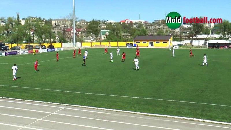 Petrocub TR - Zaria TR 1-1 Divizia Tineret-Rezerve, 23.04.2018