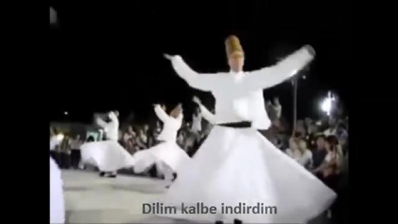 Abdurrahman Önül - Döndüm Mevlana Gibi.mp4