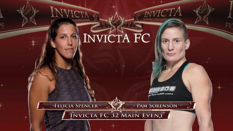 Invicta FC 32 Spencer vs Sorenson Commentator Preview