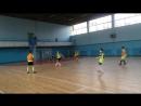 ЧГфз - U15 СК Аякс - ДЮФК Голкипер -1 1:4 І тайм 24.02.2018 Спорткомплекс Динамо